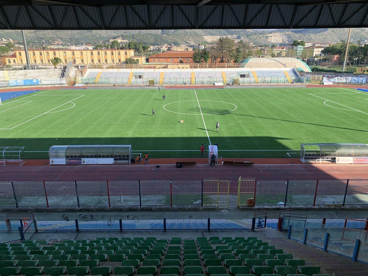 Vento forte su Casertana-Bari 💨  #SerieC  @ElevenSportsIT (ore 15) 🖥 https://t.co/UhuhgCi1cy