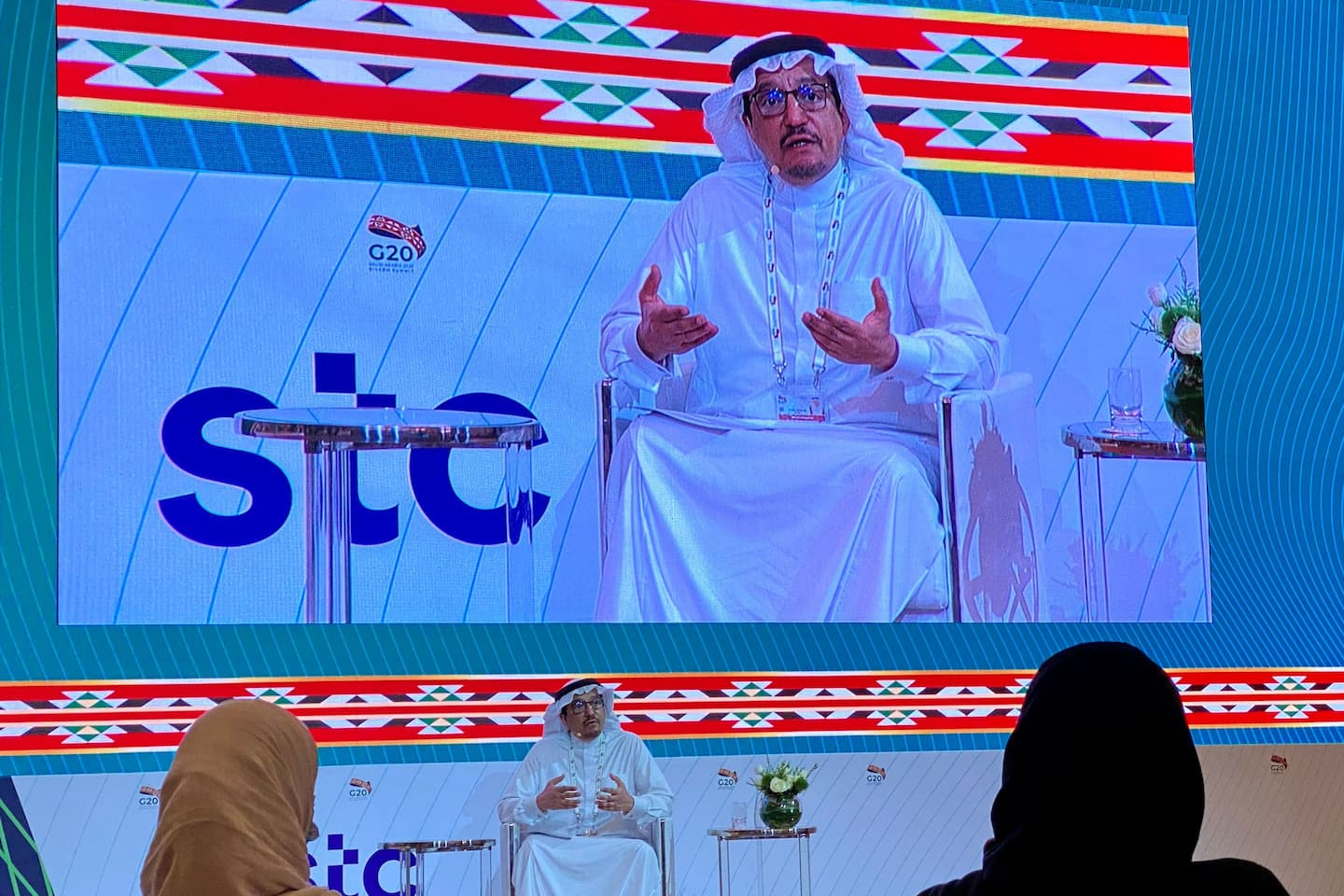 Saudi minister highlights 'huge' strains on global education as G-20 tackles pandemic Photo