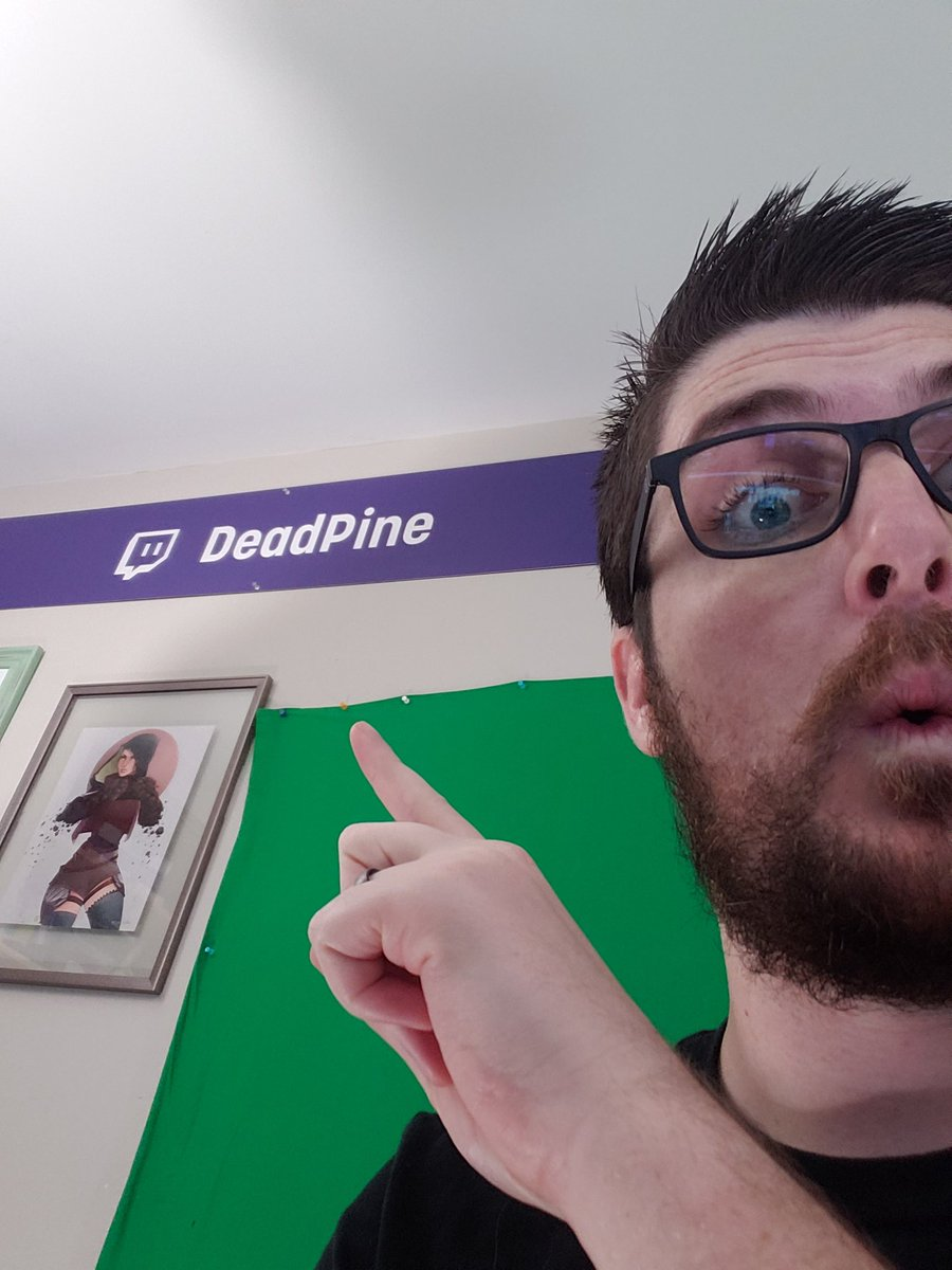 DeadPine - Hey thats me!  Live for some Sunday minecraft and Coffee!
