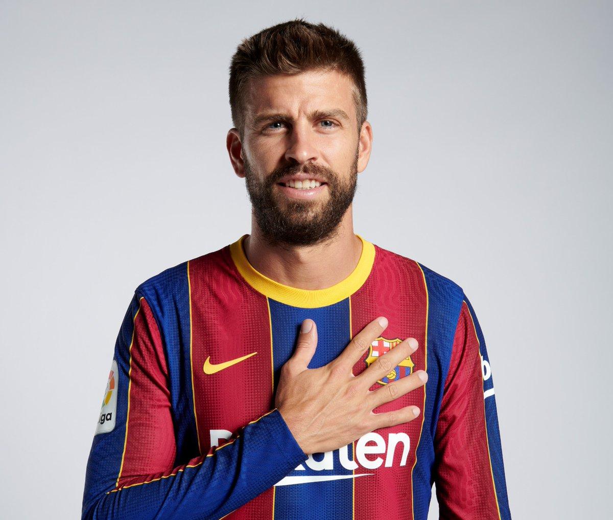 RT @FCBarcelona_es: Muchos ánimos y buena recuperación, @3gerardpique 💪💙❤️ https://t.co/Qkq7YdWBOg