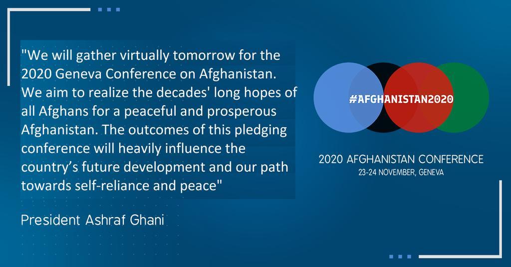 #Afghanistan2020 #Geneva #Afghanistan