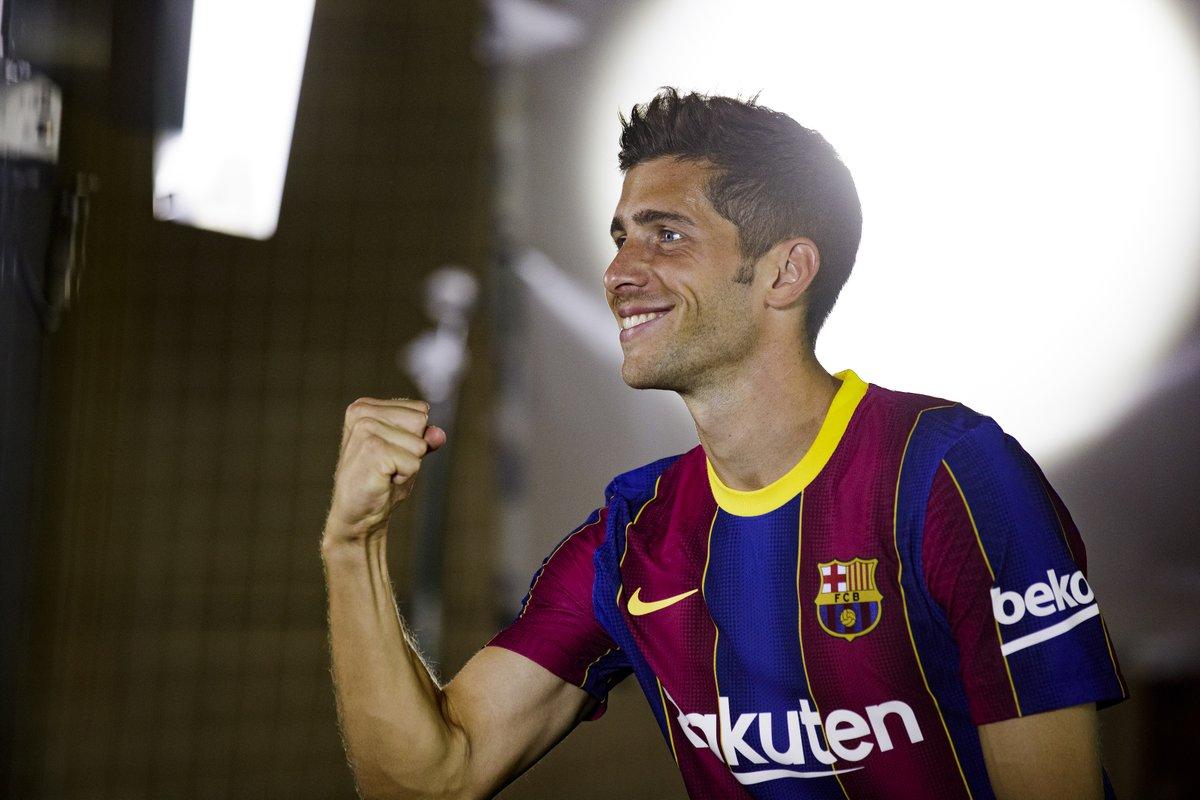 RT @FCBarcelona: We wish you a speedy recovery, @SergiRoberto10 💪💙❤️ https://t.co/fcSKdWEPcl