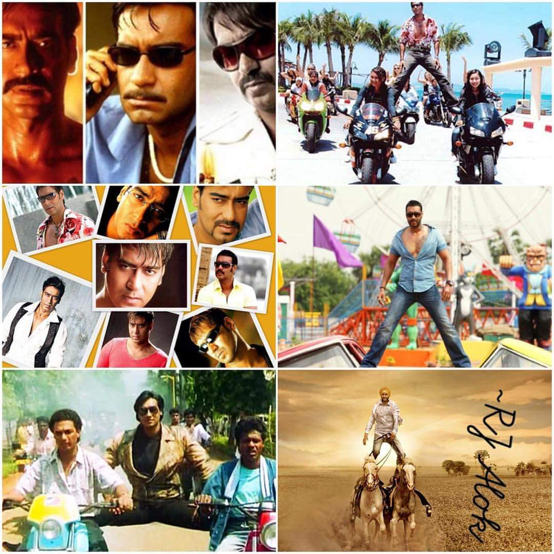 22 November   It's been 29 years ... Many More Years to Go with Brilliant Entertainment n Stories. Kudos @ajaydevgn Sir   #29YearsOfAjayDevgn   #RjAlok