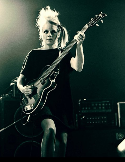 Happy Birthday, Tina Weymouth!