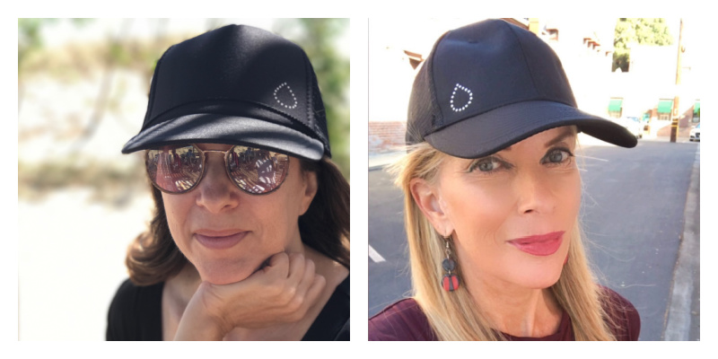 Meet two of our talented Executive ProducersMarla andGreer. Not only are they champions of the film, theyhelp us and@beyondtype1 in showing the world what it means to live with T1D. Here they are wearing their #thedropspotted caps.