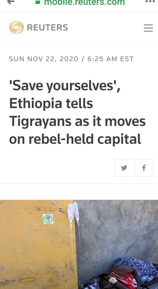 @UN #StopGenocideInEthiopia