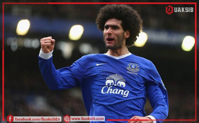 Happy 33rd Birthday to Marouane Fellaini