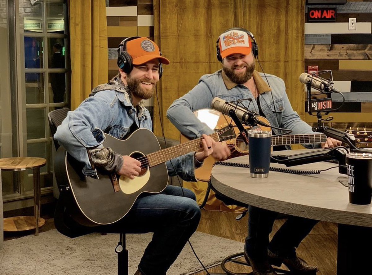 TOMORROW❗️Tune in to Coffee, Country & Cody at 9:30am CST on 650 AM, , or watch via Circle All Access! 🎧🎤 @WSMradio  @BillCodyWSM  @CircleAllAccess  @CharlieWSM @MeganAlexander