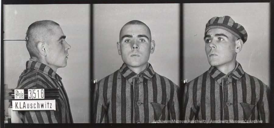23 November 1919 | Pole Roman Kuryło was born in Bełżec. A farmer. In #Auschwitz from 30 August 1940. No. 3518 He perished in the camp on 19 March 1942.