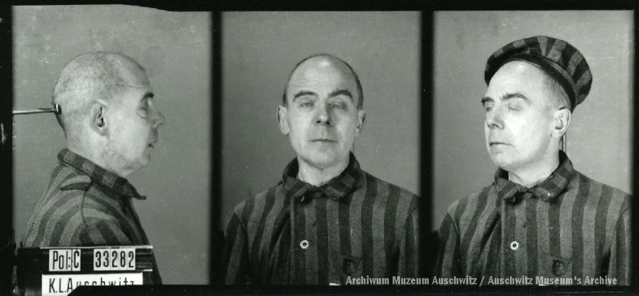 23 November 1891 | Czech Franz Hofman was born in Plzen. An editor. In #Auschwitz from 29 April 1942. No. 33282 He perished in the camp on 23 May 1942.