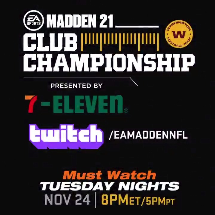 It's going down 🗣TOMORROW NIGHT   Former MCC Champ Gos takes on Bigshow, and you don't want to miss it 🔥  LIVE: @Twitch/@EAMaddenNFL Pres. by @7eleven https://t.co/WqHPDPsWmC