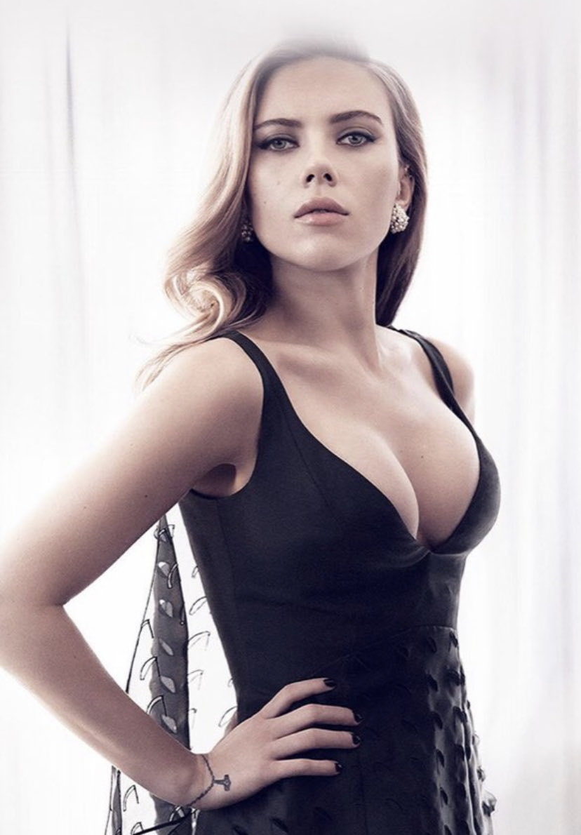 Happy Birthday to the gorgeous Scarlett Johansson