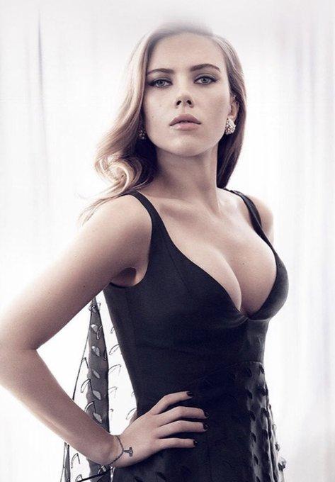 Happy Birthday to the gorgeous Scarlett Johansson
