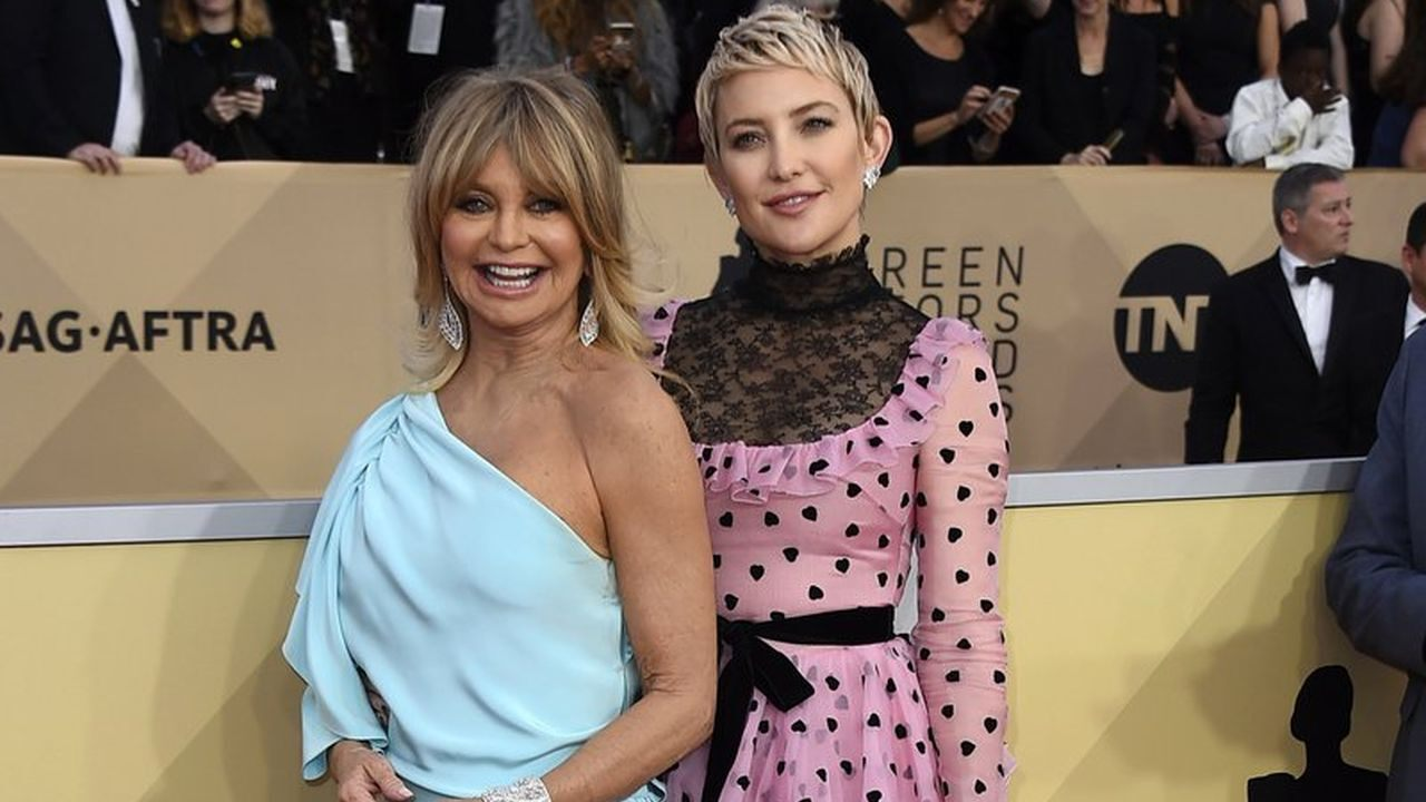 Kate Hudson shares Goldie Hawn tribute on her mom's 75th birthday: 'I love you to infinity and beyond' Photo