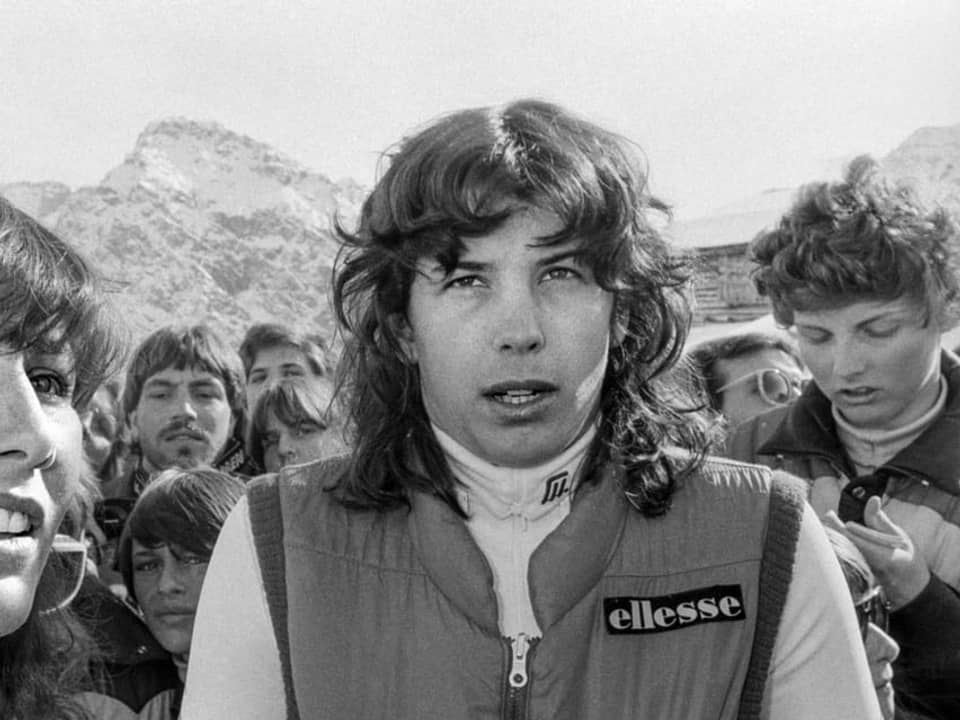 Today, Swiss Alpine Skier Doris de Agostini passed away at the age of 62. She represented Switzerland in the women's Downhill at the 1976 Innsbruck & 1980 Lake Placid Winter Games. https://t.co/7nSKE4NSkK https://t.co/Sm7uwKgWIH