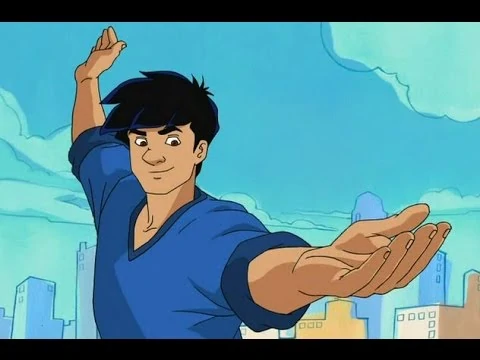 You'll never have a bad day watching this show. It's #JackieChanAdventures on SMF, part of 70 Years of #SaturdayMornings.