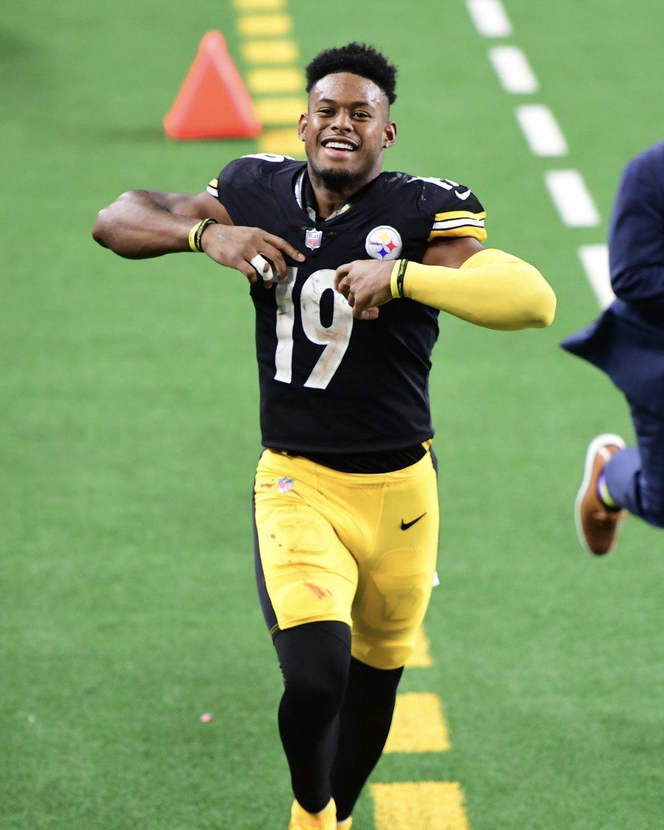 @TeamJuJu's photo on Steelers