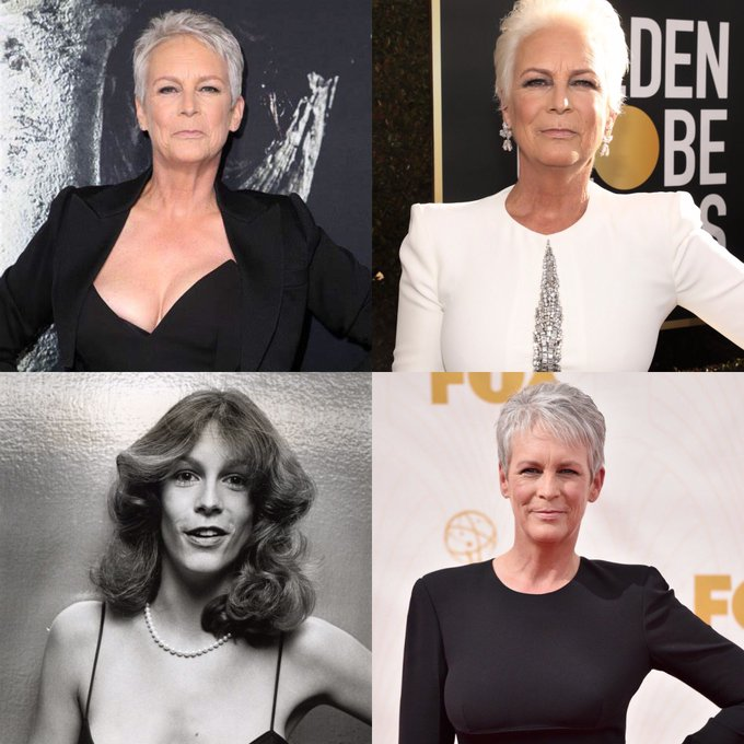 Happy 62 birthday to Jamie Lee Curtis . Hope that she has a wonderful birthday.