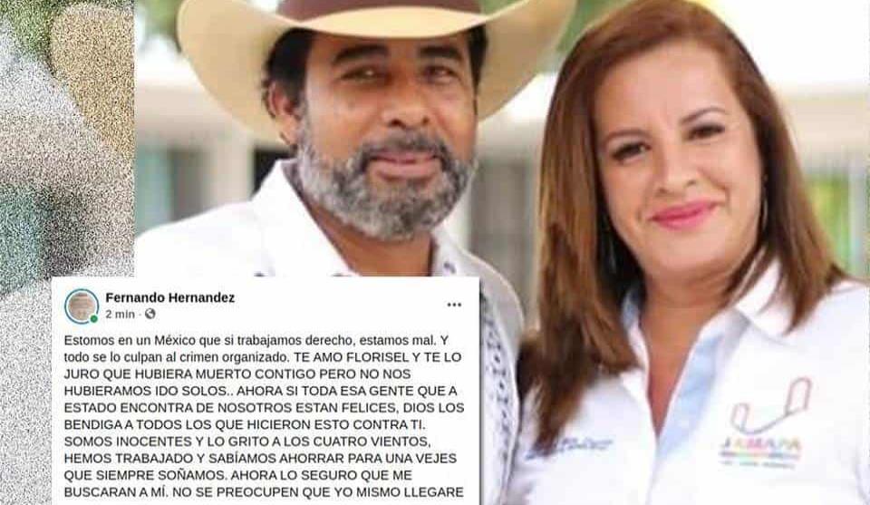 Suman 9 ediles ejecutados en lo que va del gobierno de AMLO.  Matan a un alcalde cada 78 días; el último caso es el de Florisel Ríos Delfín, de Jamapa, Veracruz, alcaldesa asesinada el 11 de noviembre. https://t.co/gZSbFAn0au https://t.co/fvDP6FqvE8