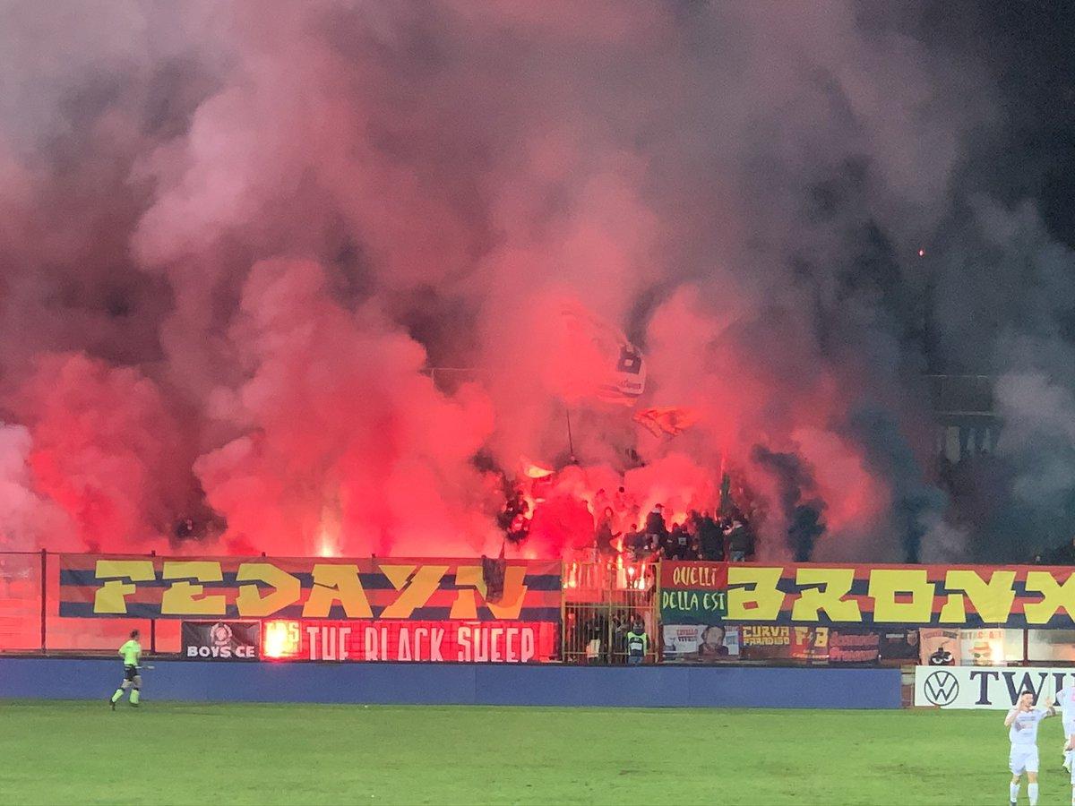 Casertana v Bari   Was at this match last season https://t.co/ONSHBA3Xux