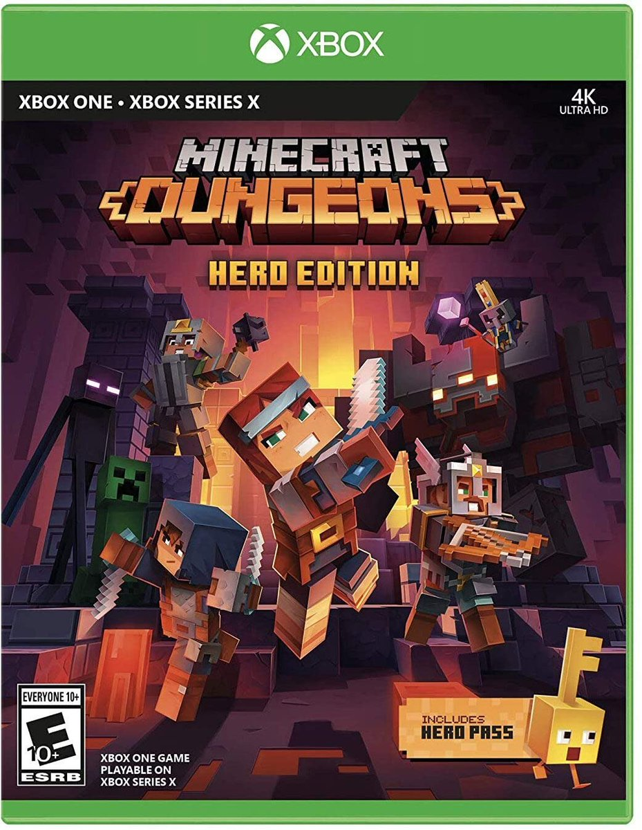 """IGN Deals on Twitter: """"Minecraft Dungeons: Hero Edition for Xbox"""