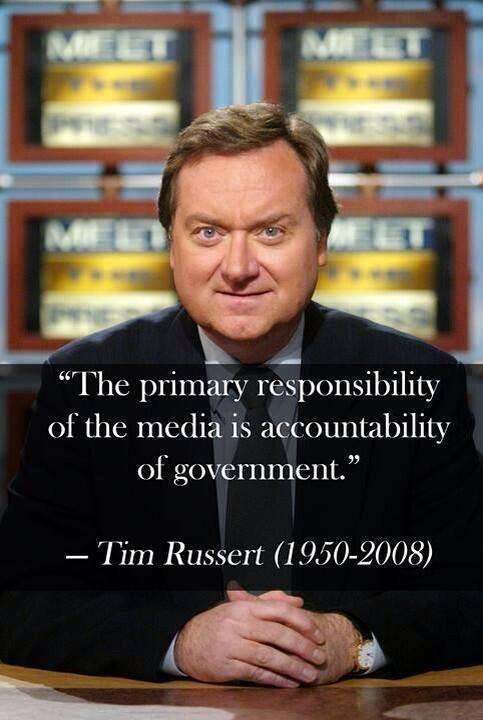 @Bobby_Don_Welch's photo on Tim Russert