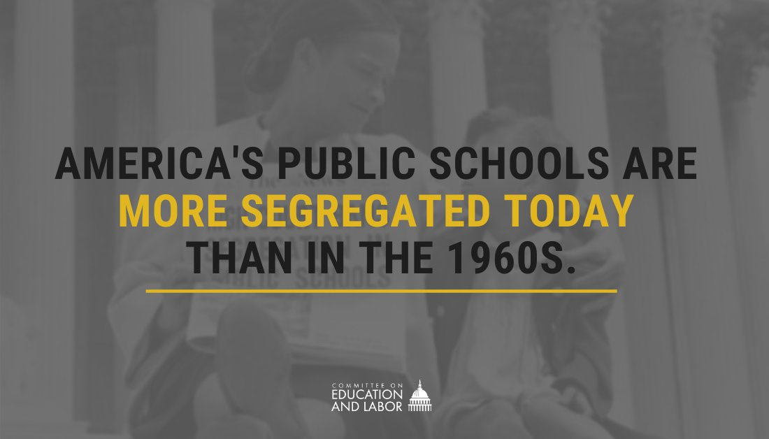 #Democrats will build on the Strength in Diversity Act to increase federal funding for community-driven strategies to desegregate schools.9/13 #DemPartyPlatform  #DiversityandInclusion  #EducationForAll