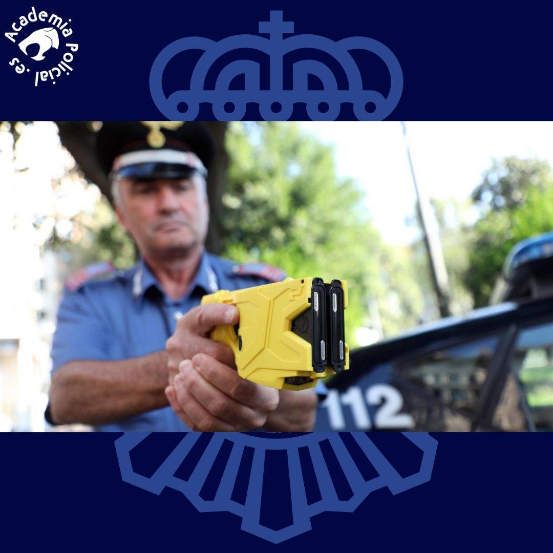 ¿Qué opina de las táser? . . ➡️Comparte, comenta, síguenos! ⬅️ . . ✅#taser #electrica #pistolaEléctrica #Formacion https://t.co/5kQfWdB6xr