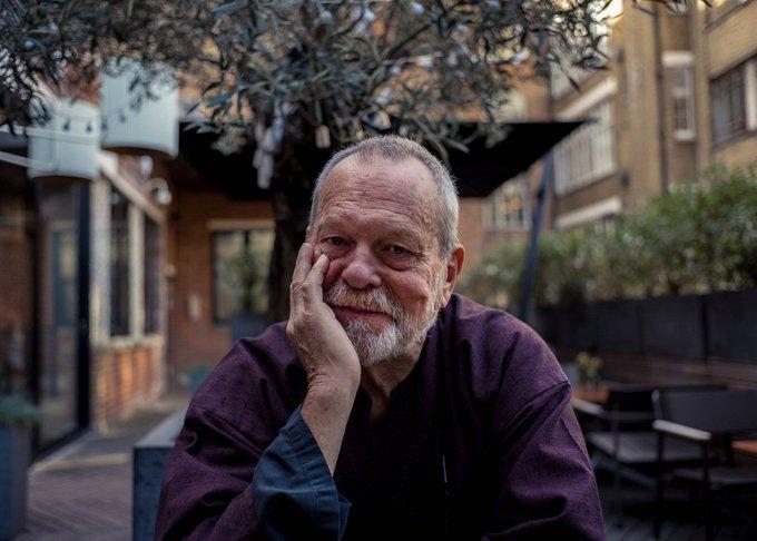 Happy birthday, Terry Gilliam