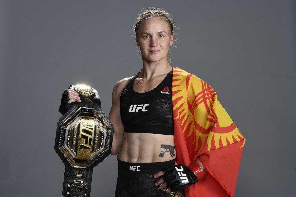 Most Wins in Women's UFC History!  1️⃣3️⃣ - Amanda Nunes 1️⃣2️⃣ - Jessica Andrade 1️⃣0️⃣ - Joanna Jedrzejczyk 9️⃣ - @BulletValentina https://t.co/7qZUtlsFZy