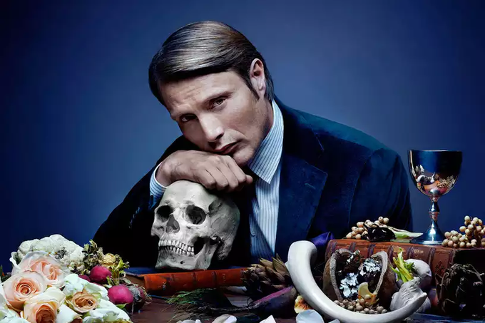 Happy birthday to Mads Mikkelsen, king of florals