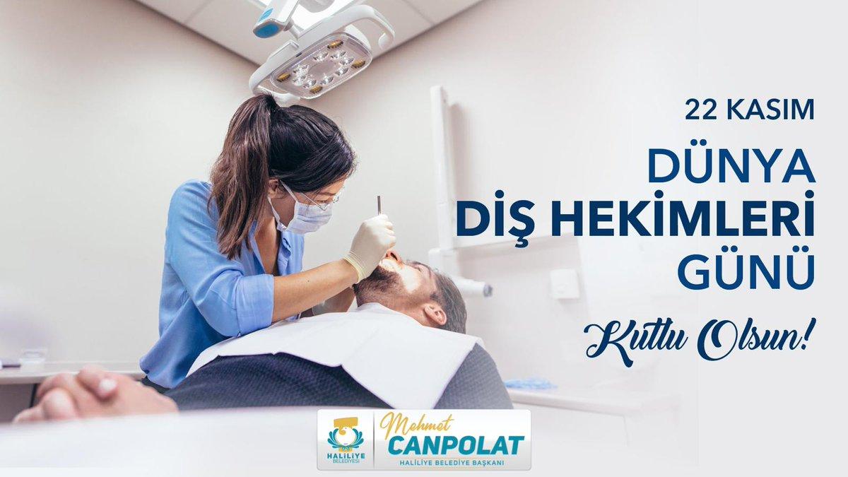 Bütün sağlık çalışanlarımızın Ağız ve Diş Sağlığı Haftası ve Diş Hekimleri Günü'nü kutluyorum.  #dishekimlerigunu https://t.co/qG7U3eQDWB
