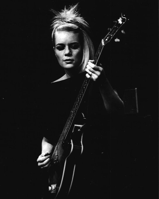 Happy 70th Birthday, Tina Weymouth.