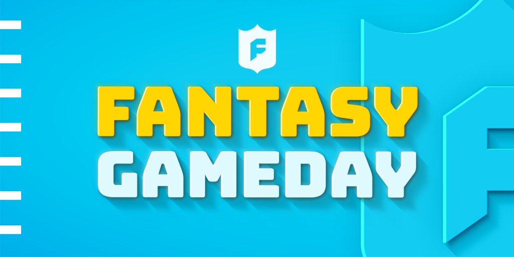 #FantasyGameDay is LIVE right now gettin' you ready for Week 11!   Watch it at  or stream it in the #NFLFantasyApp!