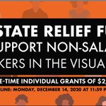 Image for the Tweet beginning: The Tri-State Relief Fund offers