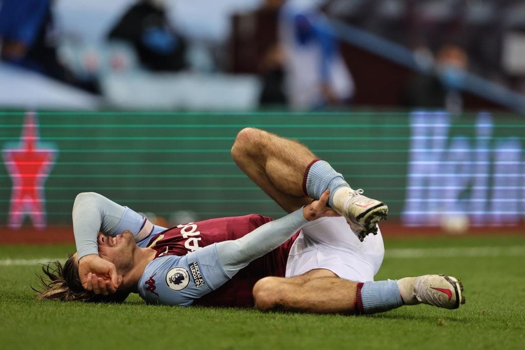Jack Grealish Aston Villa vs Brighton Nov 21 https://t.co/cG2lRl4TR7