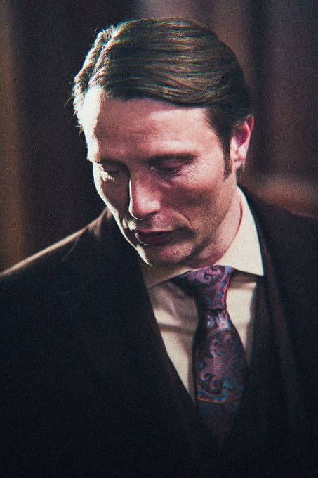 Happy birthday to the legend himself, mads mikkelsen  .