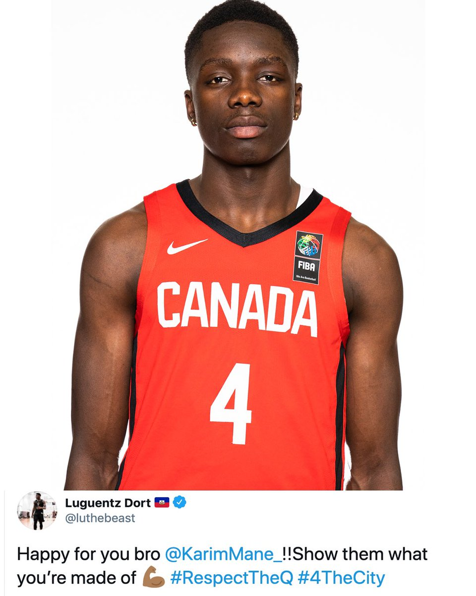 🍁 Montreal native Karim Mané signs a 2 way contract with the @orlandomagic.   https://t.co/tbOyPZIEw1