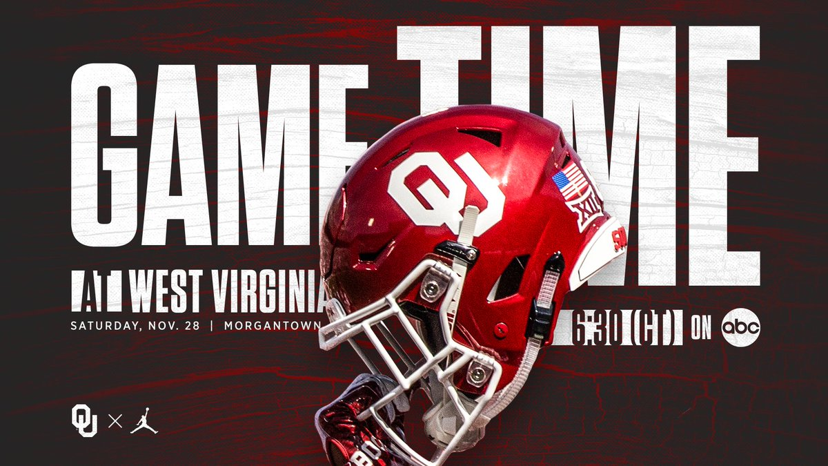 Same time next week. bit.ly/OUfbsched | #BoomerSooner