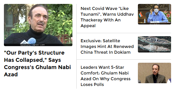 Top stories now on    #NDTVTopStories