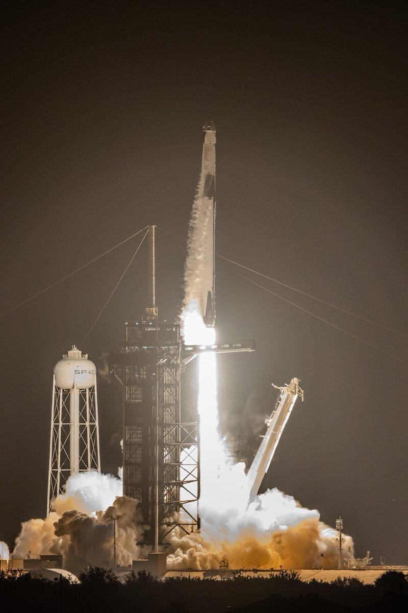 Buzz Lightyear: SpaceX engineer