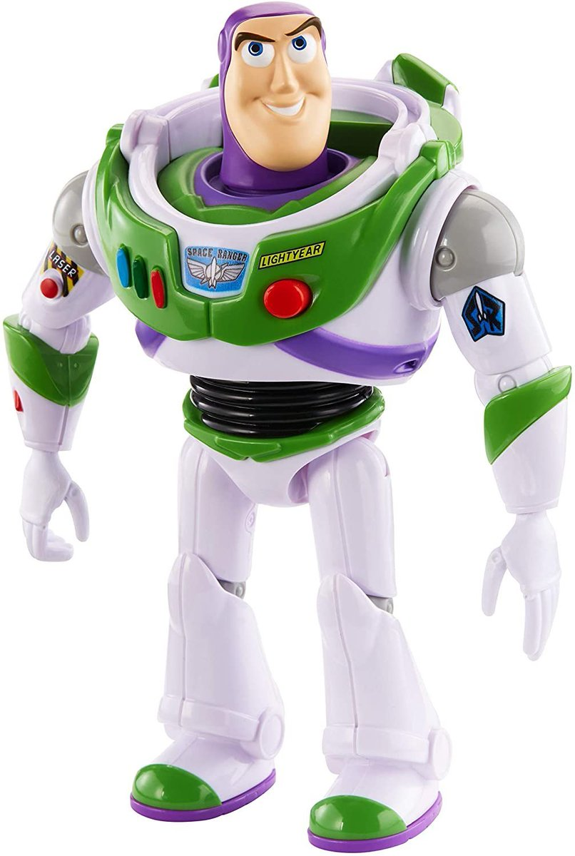 Buzz Lightyear: SpaceX engineer