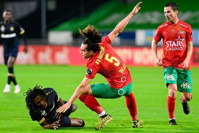 KVO speelt gelijk in spannende pot tegen Antwerp: 1-1 https://t.co/wlgsmFFPvO https://t.co/yUTWiQlLg0