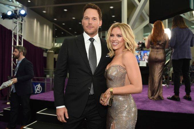 Happy Birthday to Scarlett Johansson and Mark Ruffalo!   Avengers: Endgame world premiere.