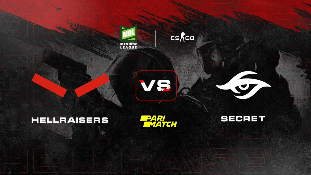 Tonight we'll continue competing in the ESEA. Our game against @teamsecret will begin in a few minutes.   📺https://t.co/ELZCysgDjL  #goHR #WeAreHellRaisers https://t.co/cHofsIR1Ur