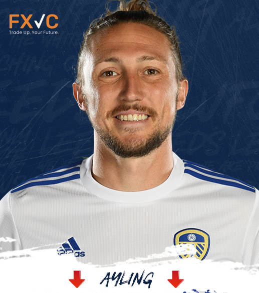 70' First substitution for Marcelo, as Luke Ayling is replaced by Rodrigo. 0-0