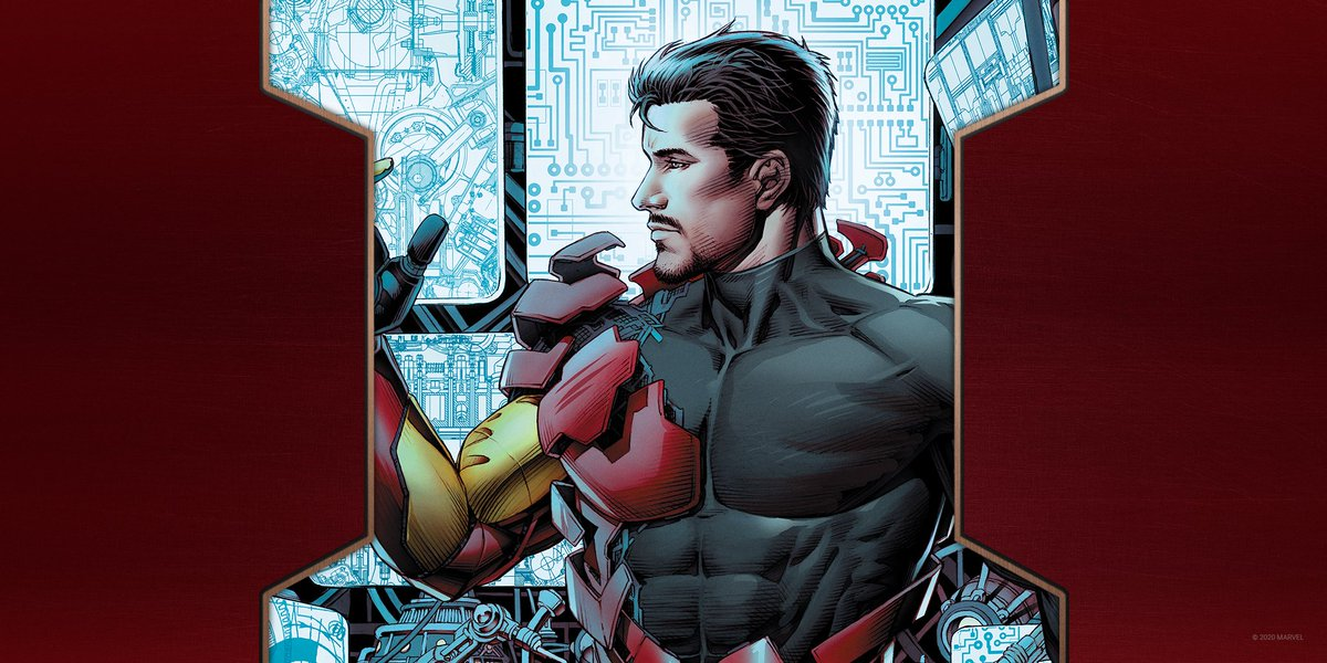 Suit Up. Answer Tony's security questions to get into the Hall of Armor!