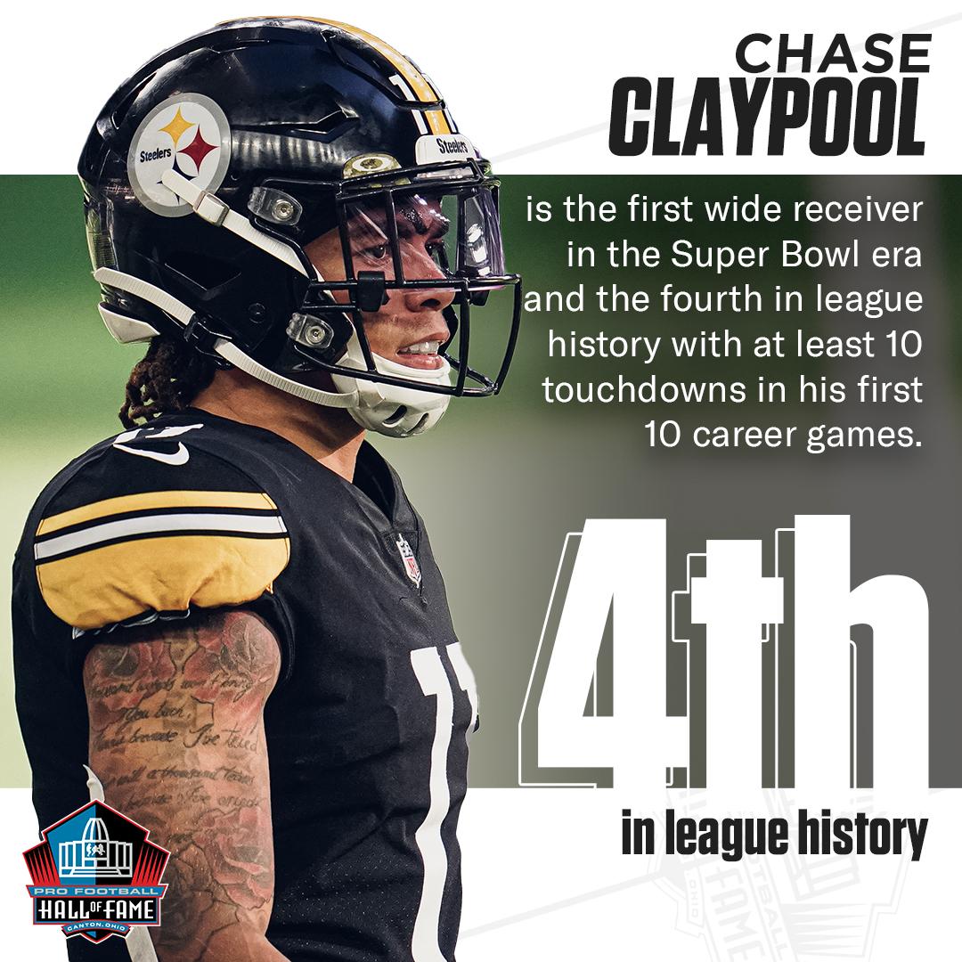 @ProFootballHOF's photo on Steelers