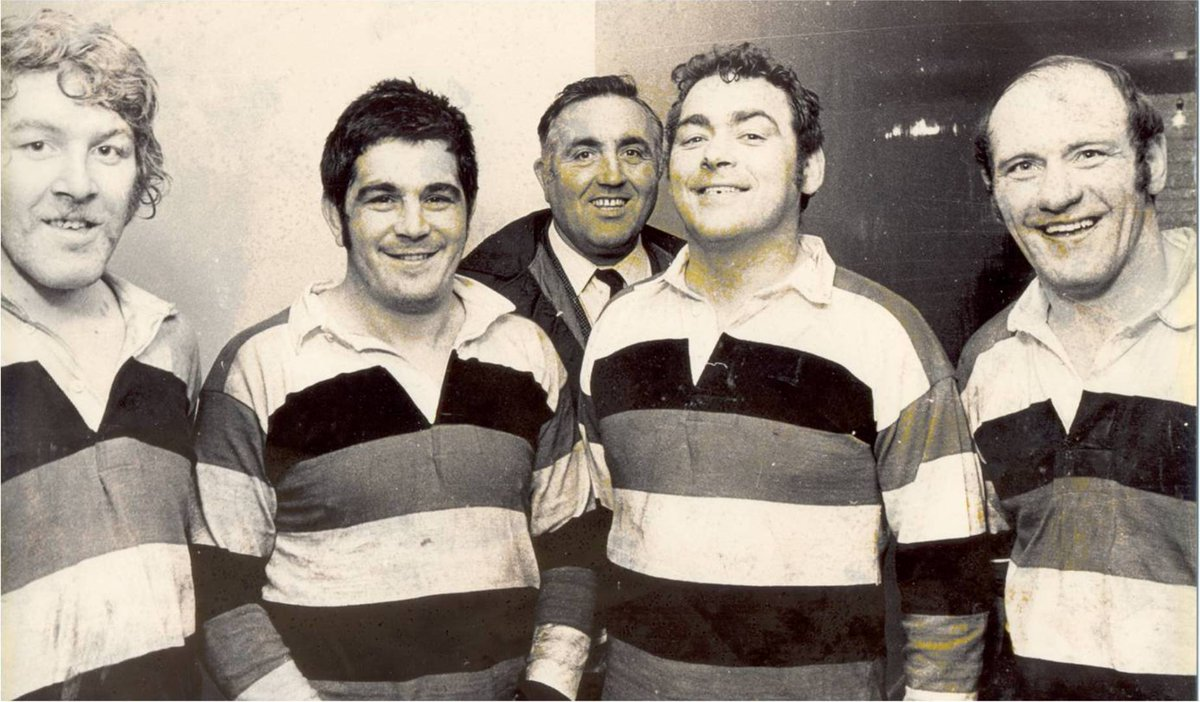 Thoughts with all at Pooler and the family, a giant of the game and will be sadly missed