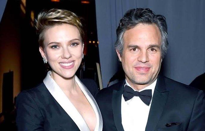 Mark Ruffalo  and Scarlett Johansson share a birthday Happy Birthday to them